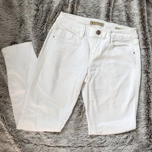 Guess Skinny Jeans with Zipper Detail